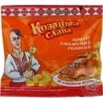 Арахіс смажений солоний зі смаком курки, Козацька Слава 35г