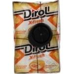 Chewing gum Dirol 18g