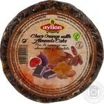 Фруктовый пирог Ayllon апельсин миндаль шоколад 200г