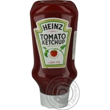 Кетчуп Heinz томатный 500мл