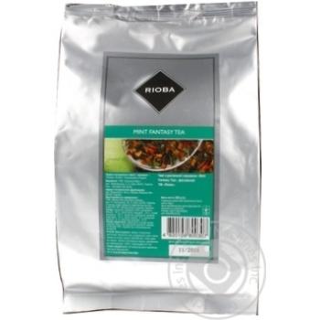 Чай травяной Rioba MINT FANTASY 220г