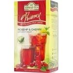 Tea Ahmad fruit packed 20pcs 40g