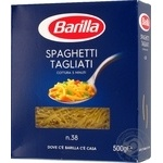 Макаронные изделия Barilla tagliati №38 500г