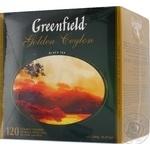 Greenfield Golden Ceylon 120 tea-bags