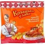 Арахис Казацкая слава соленый жареный со вкусом курицы 30г
