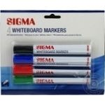 Sigma Marker for the board 4pcs 2mm