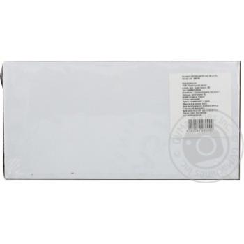 Конверт складний білий 75г/м2 20шт DL