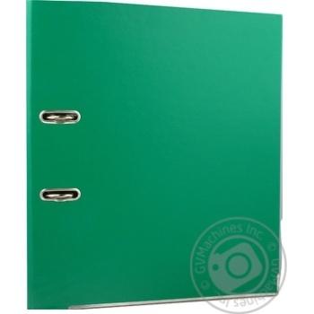 Папка-реєстратор EconoMix Lux А4 70мм колір в асортименті - купити, ціни на Метро - фото 2