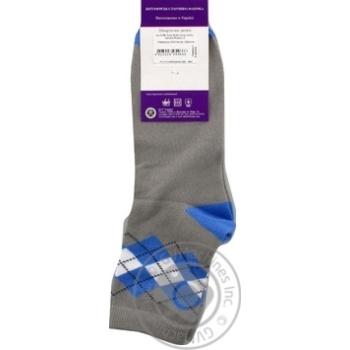 Шкарпетки дит. Легка хода 9158 - купить, цены на МегаМаркет - фото 2