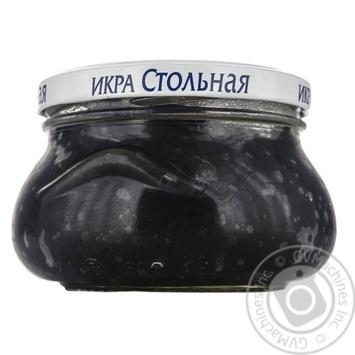 Caviar Santa bremor sturgeon chilled 230g - buy, prices for MegaMarket - image 1