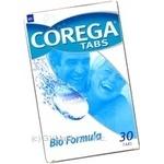 Пігулки для зубних протезів Corega 30шт
