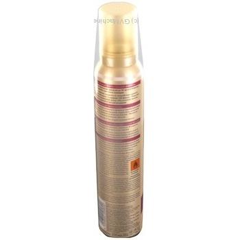 Піна для волосся Wellaflex Сяйво кольору Сильна фіксація 250м - купити, ціни на Novus - фото 3