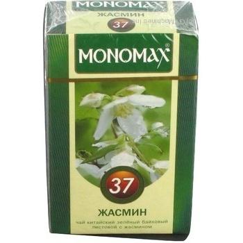 Чай зелений листовий №37 Жасмин Мономах 75г