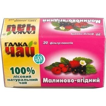 Чай Галка травяной 40г Украина