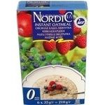 Pap Nordic oat with bilberries 210g Finland