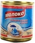 Condensed milk Omka with sugar 8.5% 380g can Ukraine