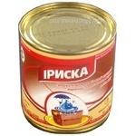 Condensed milk Omka Milk caramel boiled 8.5% 380g can Ukraine