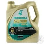 Масло моторное Petronas Syntium 3000E 5W-40 4л