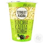 Каша Street Kasha Овсяная с яблоками 50г