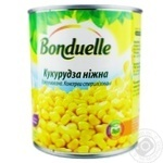 Bonduelle tender sweet corn 850ml - buy, prices for Novus - image 1