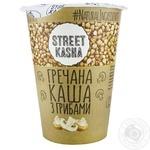 Каша Street Kasha Гречневая с грибами 50г