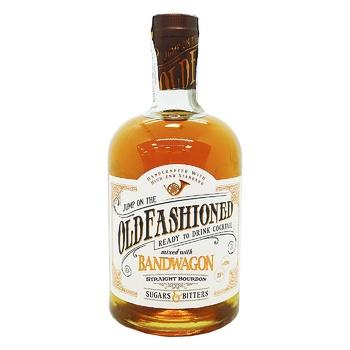 Бурбон Bandwagon Old Fashioned 35% 0.7л