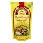 Korolivsky Smak Mayonnaise 67% 160g