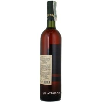 Вино Коблево Клеопатра белое крепкое 17% 0,75л - купить, цены на Novus - фото 4