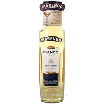 Вермут Marengo Bianco белый сухой 18% 1л - купить, цены на Novus - фото 4