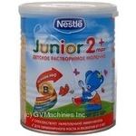 Суміш молочна Nestle GUM junior 2 400г