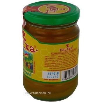 Honey Pasika linden 400g glass jar - buy, prices for MegaMarket - image 6