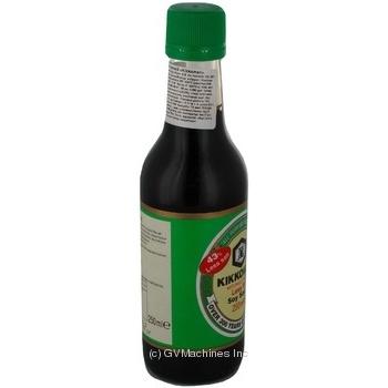 Соус Kikkoman легкий соевый 250мл Нидерланды - купить, цены на Novus - фото 3