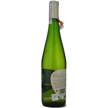 Вино Torres San Valentin Parellada белое полусухое 11% 0,75л - купить, цены на Novus - фото 4