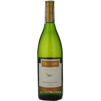 Trapiche Chardonnay White Dry Wine 13.5% 0.75l
