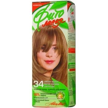 Phyto Line No.34 Light Blond Hair Dye