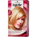 Фарба для волосся Palette Deluxe 204 Золотиста Ваніль