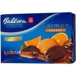 Печенье Бальзен с апельсиновой начинкой 300г Германия