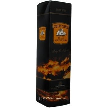 Cutty Sark Whiskey 40% 700ml - buy, prices for Auchan - photo 5