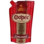 Mayonnaise Fores Imperial 72% 400g doypack Ukraine