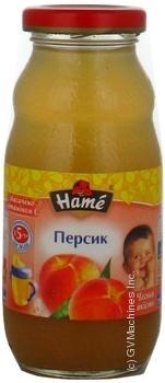 Нектар Hame персиковий с/б 210мл
