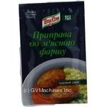 Spices Tetya sonya for minced meat 20g Ukraine