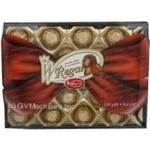 Цукерка Віторс Регал шоколад з кремом з начинкою 250г коробка Італія