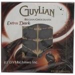 Candy Guylian chocolate with dark chocolate 250g Belgium