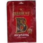 Snack akulan Beerkoff pepper dried 45g Ukraine
