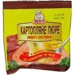 Пюре Спрытный кухар картофель 40г Украина
