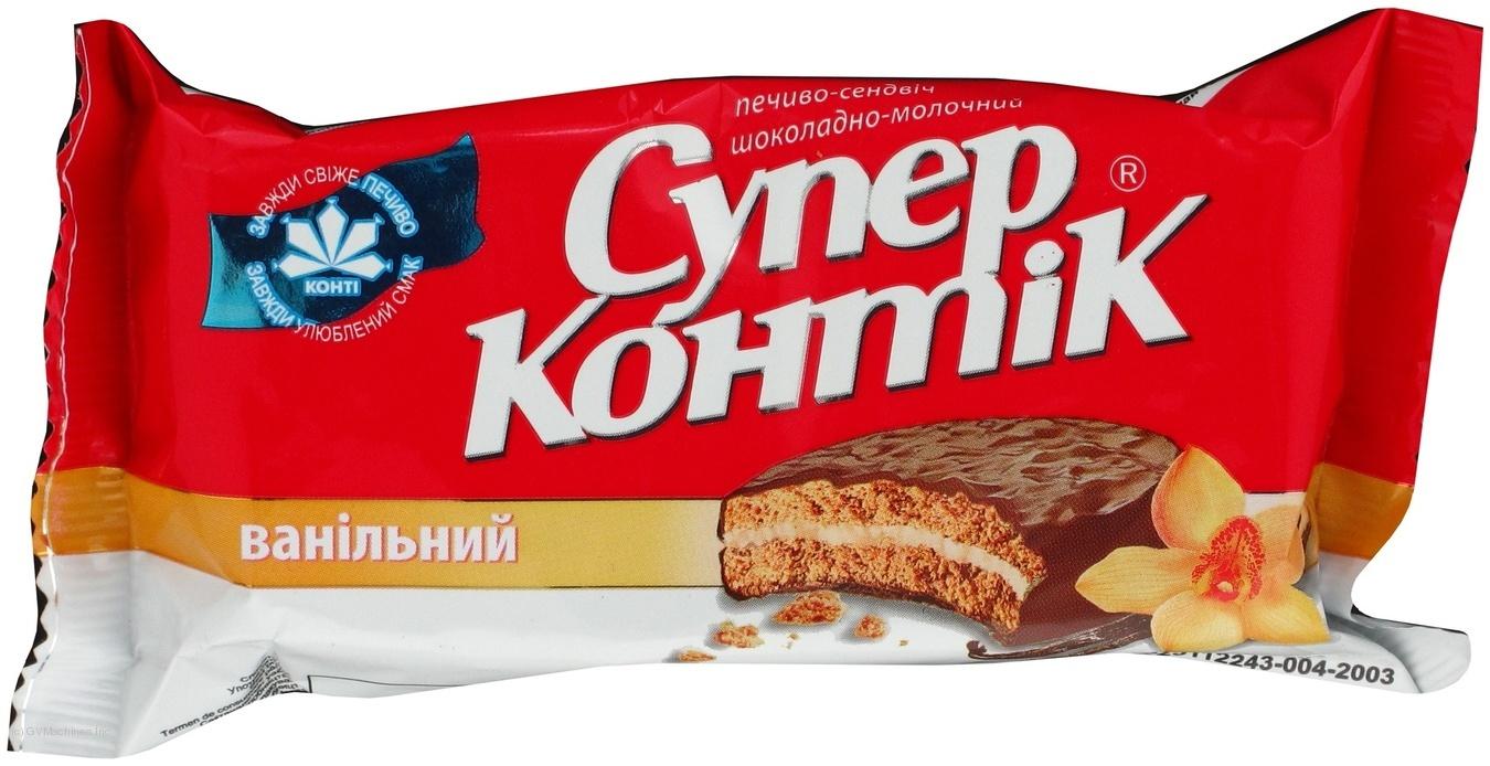 печенье контик рецепт