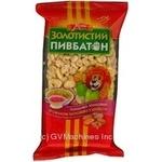 Орех арахис Жайвир Золотистый пивбатон с хреном соленая 36г Украина