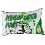 Кефир кисломолочный 2.5% 1000г полиэтиленовый пакет Украина