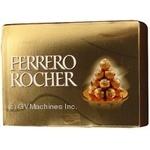 Конфета Феррэро Пак д'оро шоколад с начинкой 75г коробка Россия