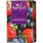 Tea Kompot fruit with berries 20pcs 40g Poland